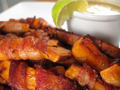 Baconsweetpotatoe