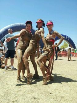 Foam Fest - before