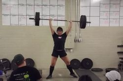 Women's Weightlifting 059