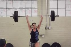 Women's Weightlifting 058