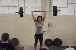 Women's Weightlifting 057