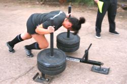 Girl's Weightlifting 037