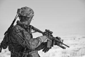 army-meditation