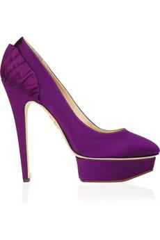 Charlotte Olympia Shoe