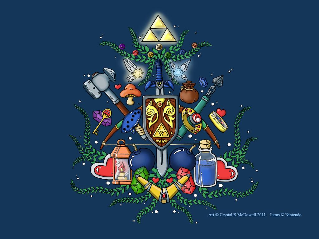 Legend of Zelda Wallpaper — The Gameslave