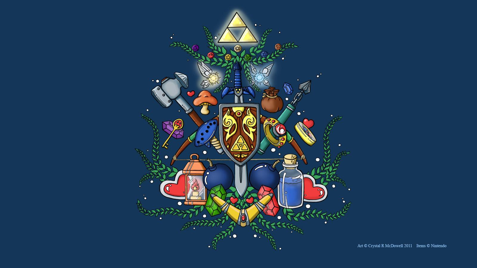 Legend of Zelda Wallpaper The Gameslave