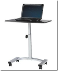 The Commando 450 Stand Up Desk Bayerworld