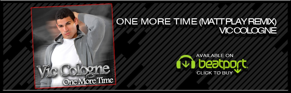 One More Time (Matt Play Remix) - Vic Cologne