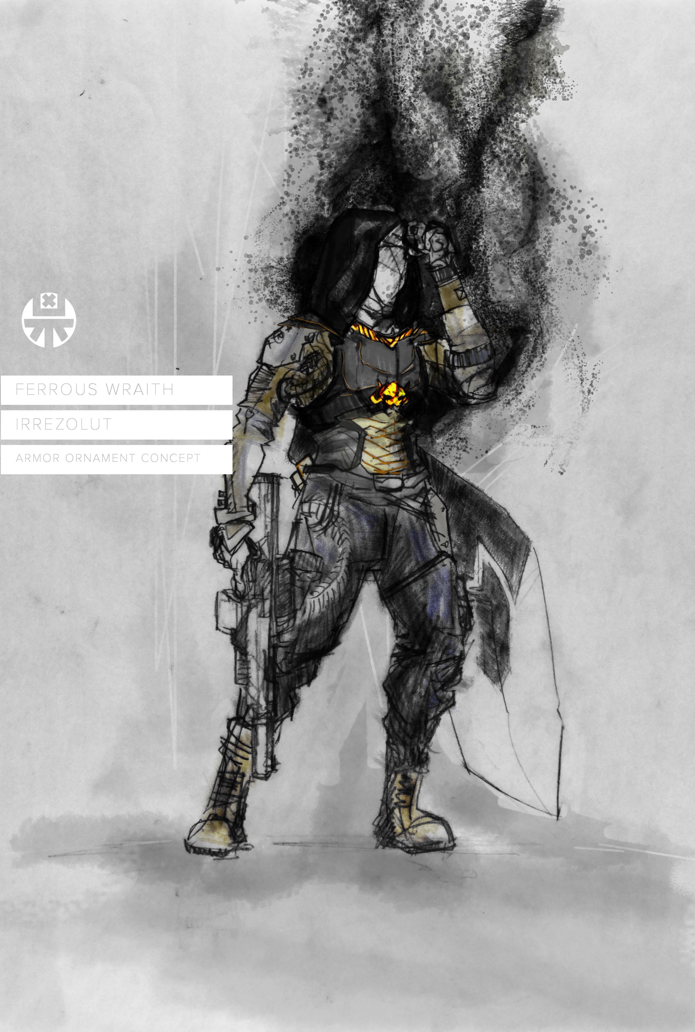 Ferrous Wraith