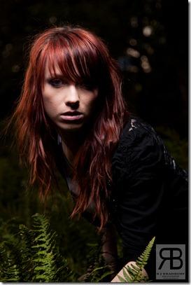 Model: Hazel Clarke