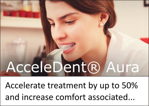 Accelerate treatment by up to 50% and increase comfort.