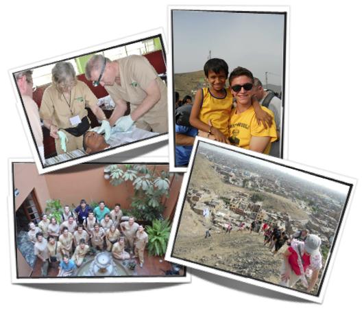 Peru 2012 Collage