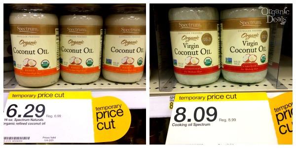 Spectrum Organics At Target