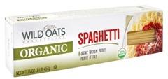 Wild Oats Spagetti