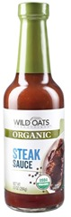 Wild Oats steak sauce