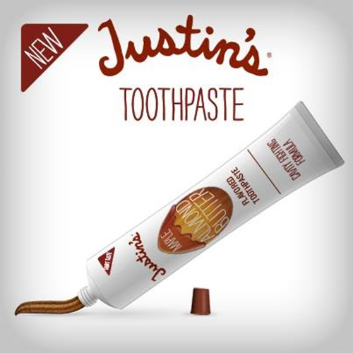 Justins Maple Almond Toothpaste
