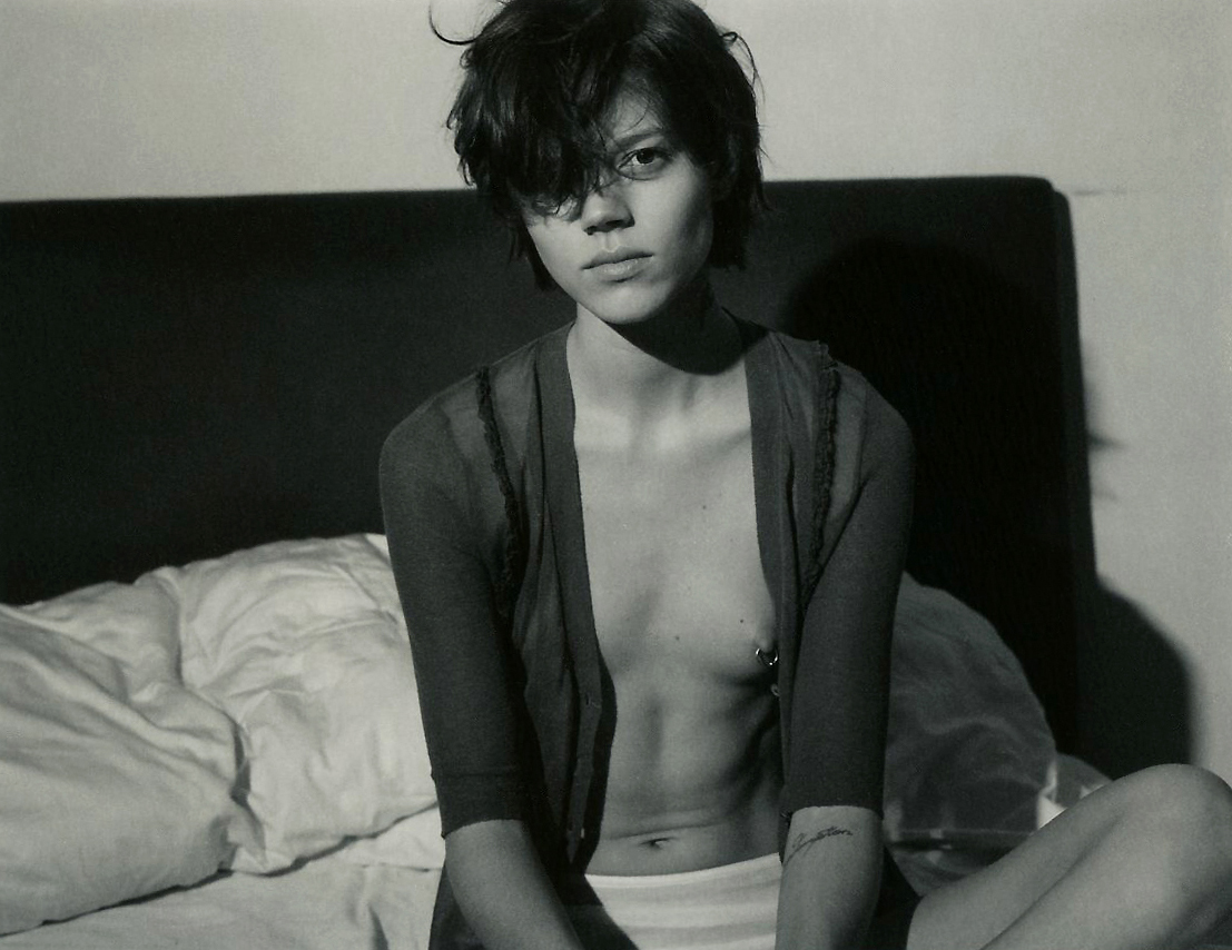 Freja Beha Erichsen by Collier Schorr — The Quiet Front