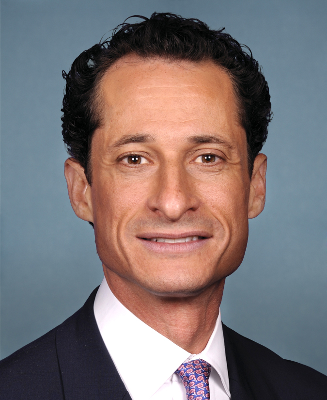 Click photo to download. Anthony Weiner Disgraced (June 16, 2011).