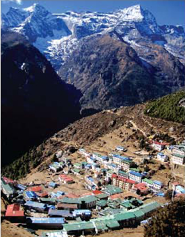 Everest-base-camp-Namche