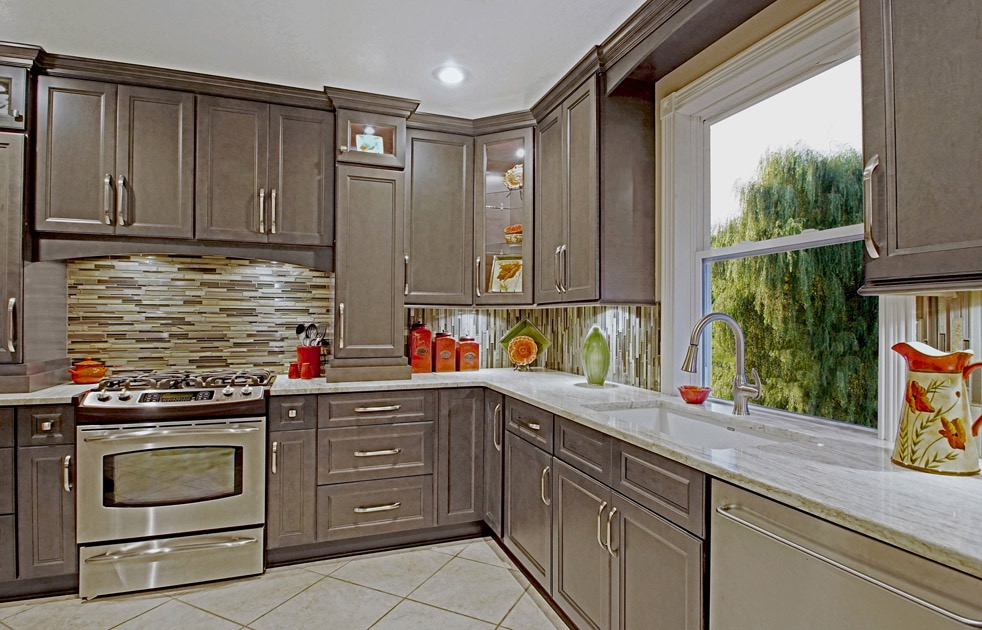 Beautiful Our New West Point Grey Kitchen Cabinets Are Available!
