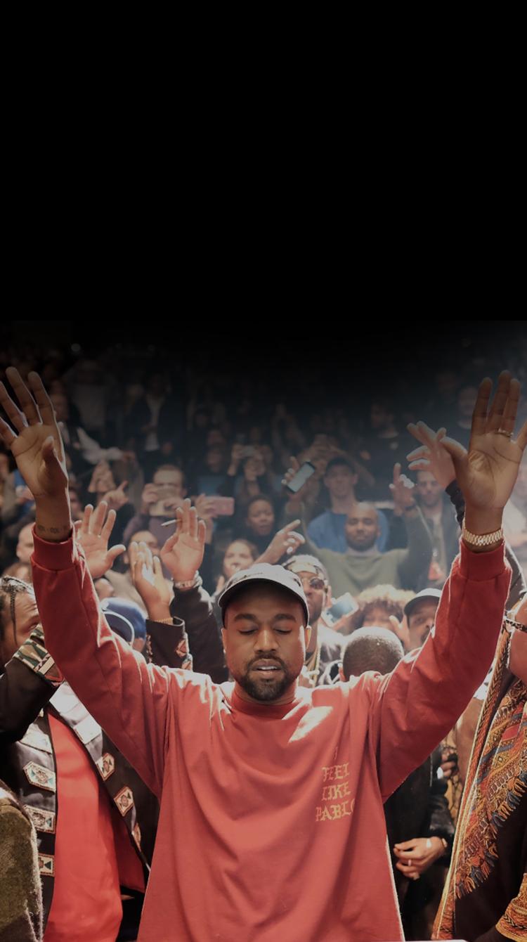 kanye west wallpaper iphone  Kanye West Hands up iPhone Wallpaper — Juan A. Martinez | Graphic Design