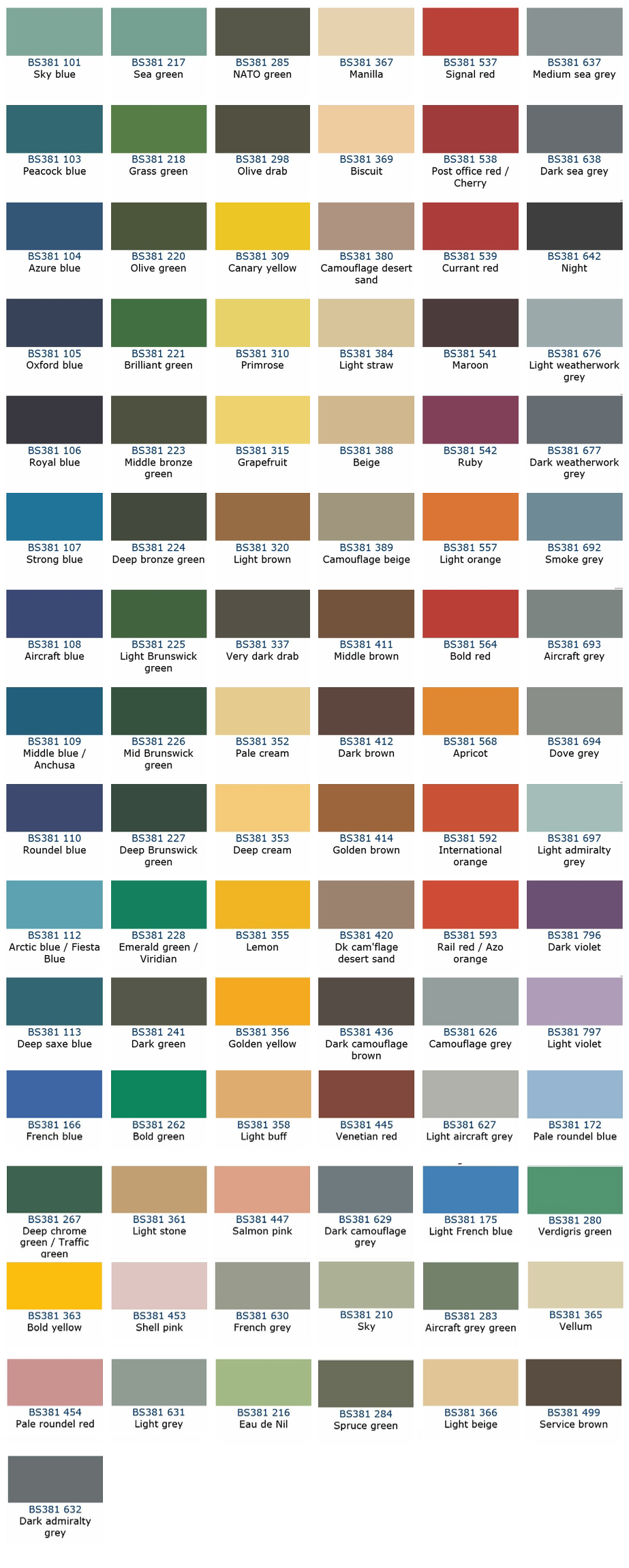 Jotun Paint Color Chart Pdf Shipping Containers