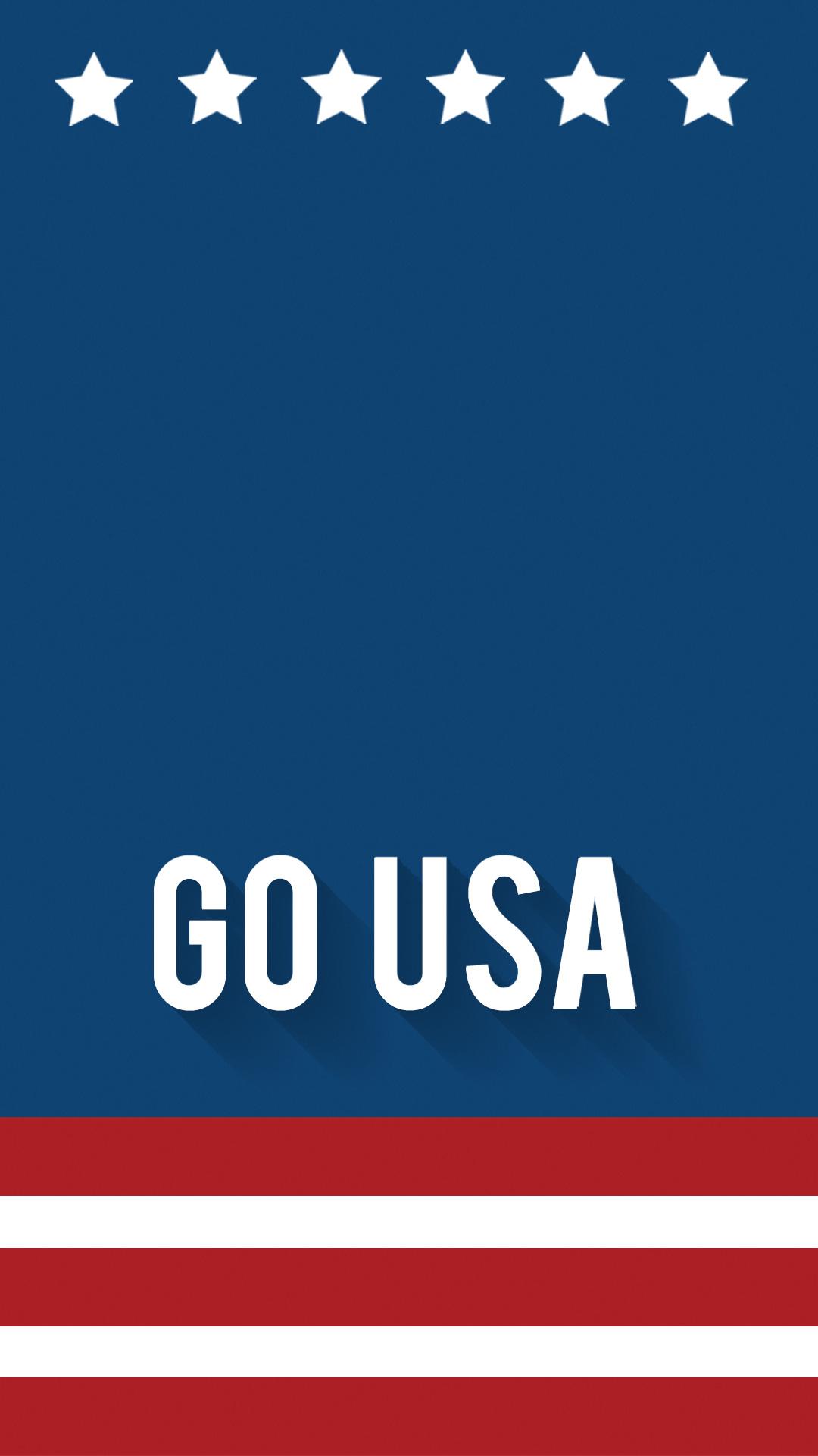 Freebie Monday: 'GO USA' Wallpapers — MEL