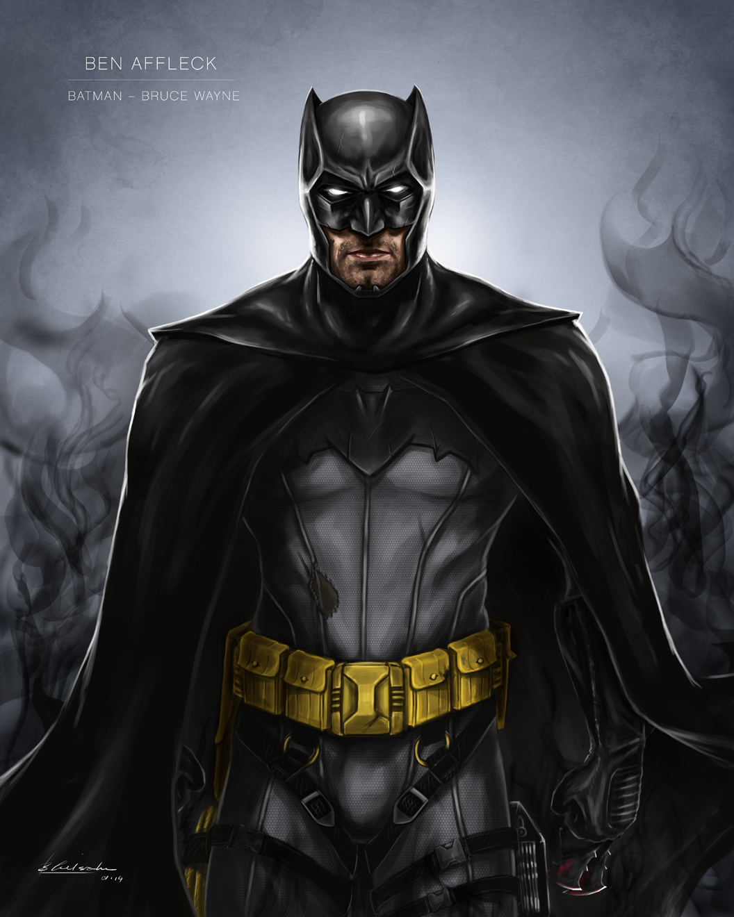 Seth Green on Why Ben Affleck Is Not a Good Batman Choice ...