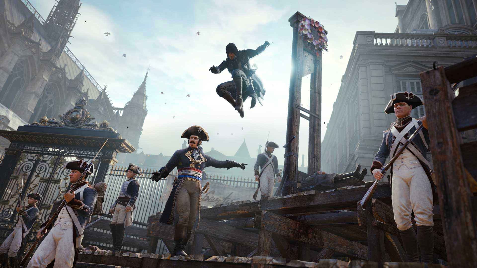 Assassin S Creed Unity Gameplay Footage And Impressions Geektyrant