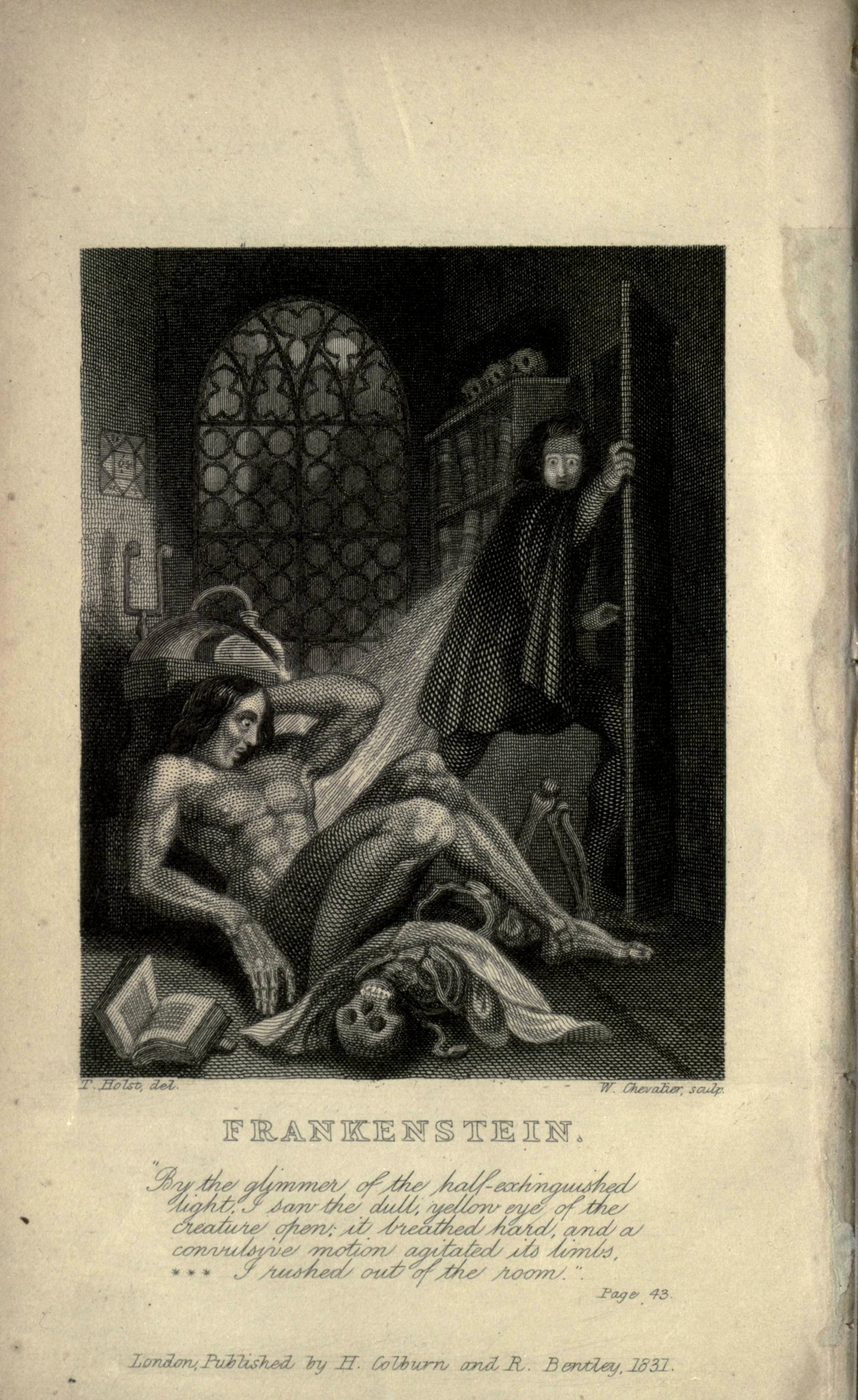 And Stormy Night When Horror Was Born About Byrons Challenge To Shelley That Led The Creation Of Frankenstein Maybe Thatll Come Stateside Soon