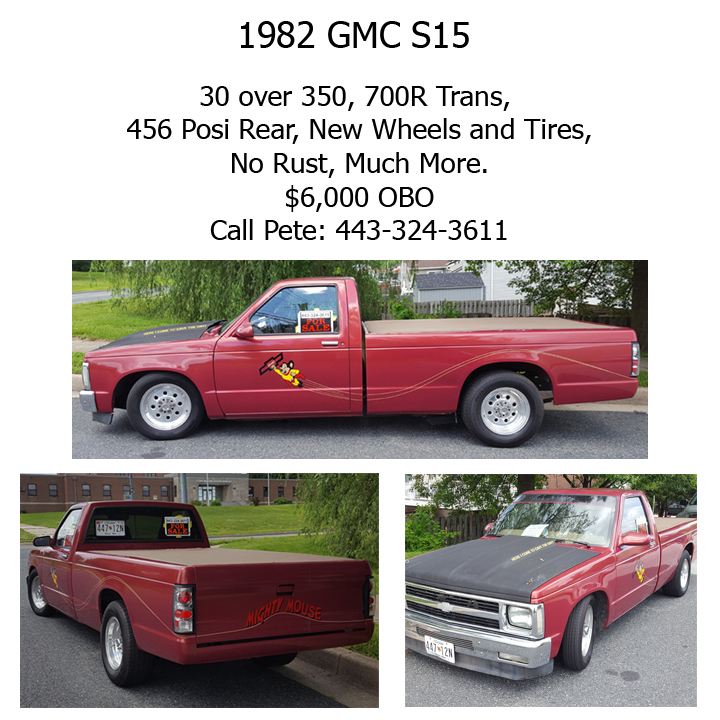 Classifieds — Hunt Valley Horsepower