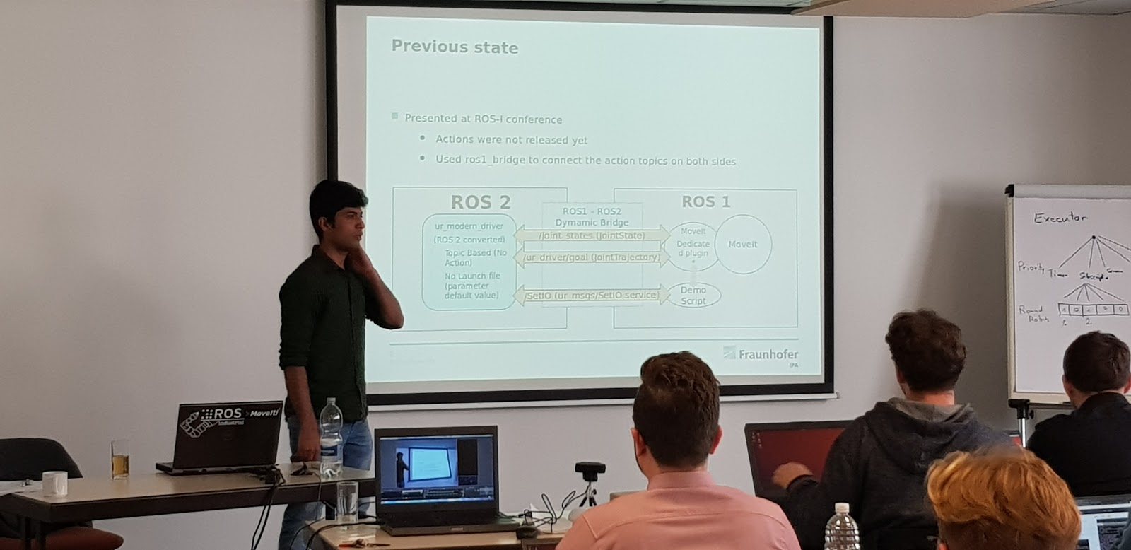 ROS-Industrial Consortium Europe is heading towards ROS2