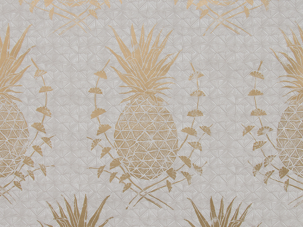 Click to download // Royal Pineapple in Gold