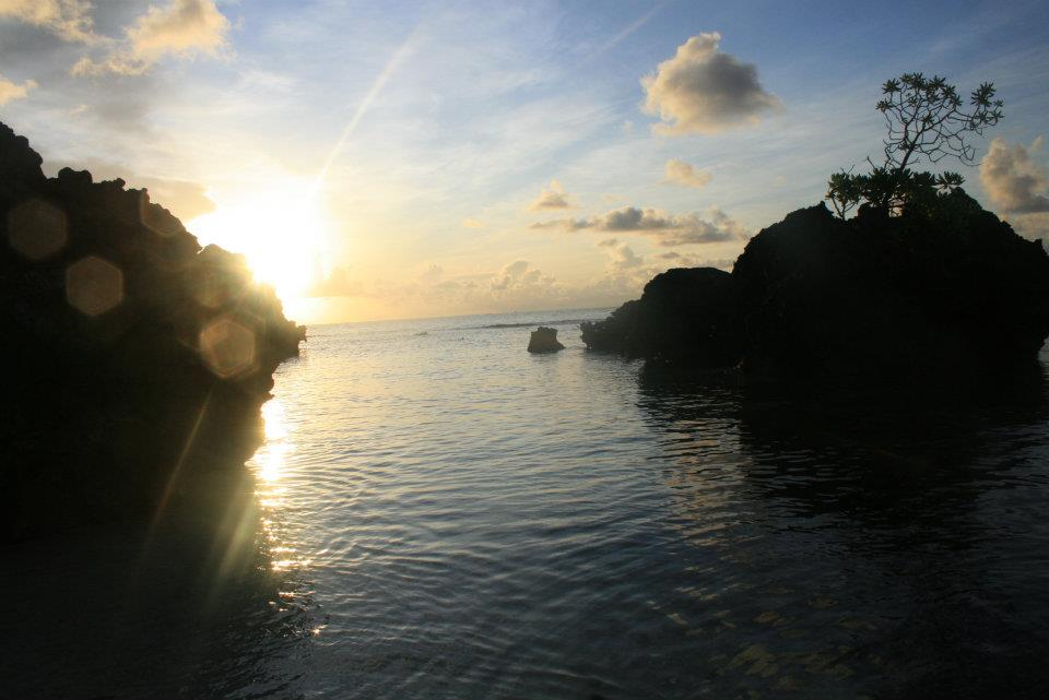 sunriseOcean