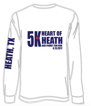 Heart of Heath Shirt