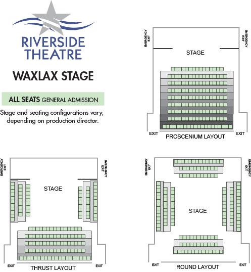 Guest Services — Riverside Theatre