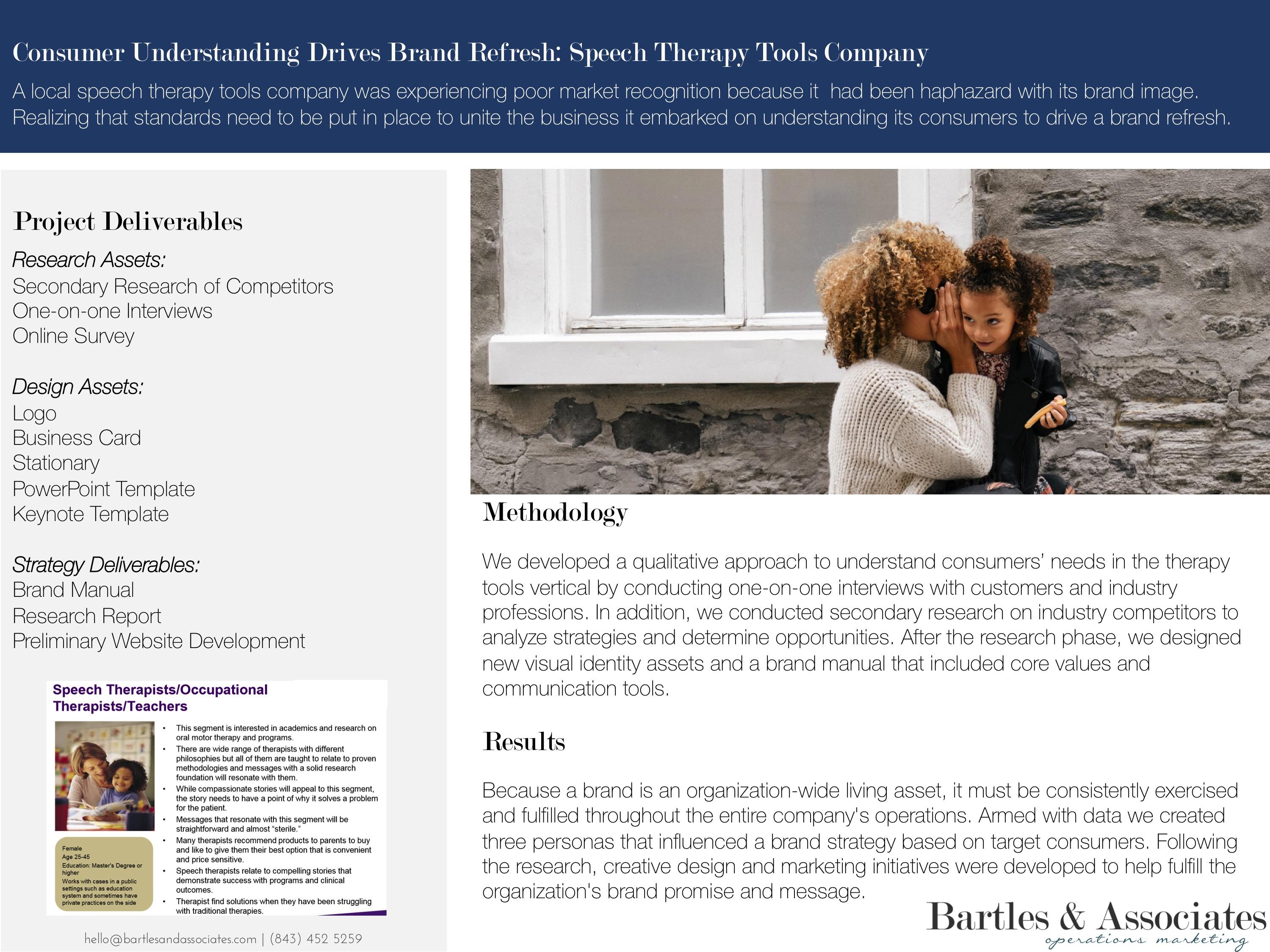 bartles associates brand refresh
