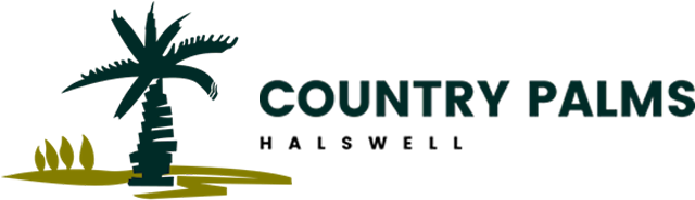 Country palms Logo