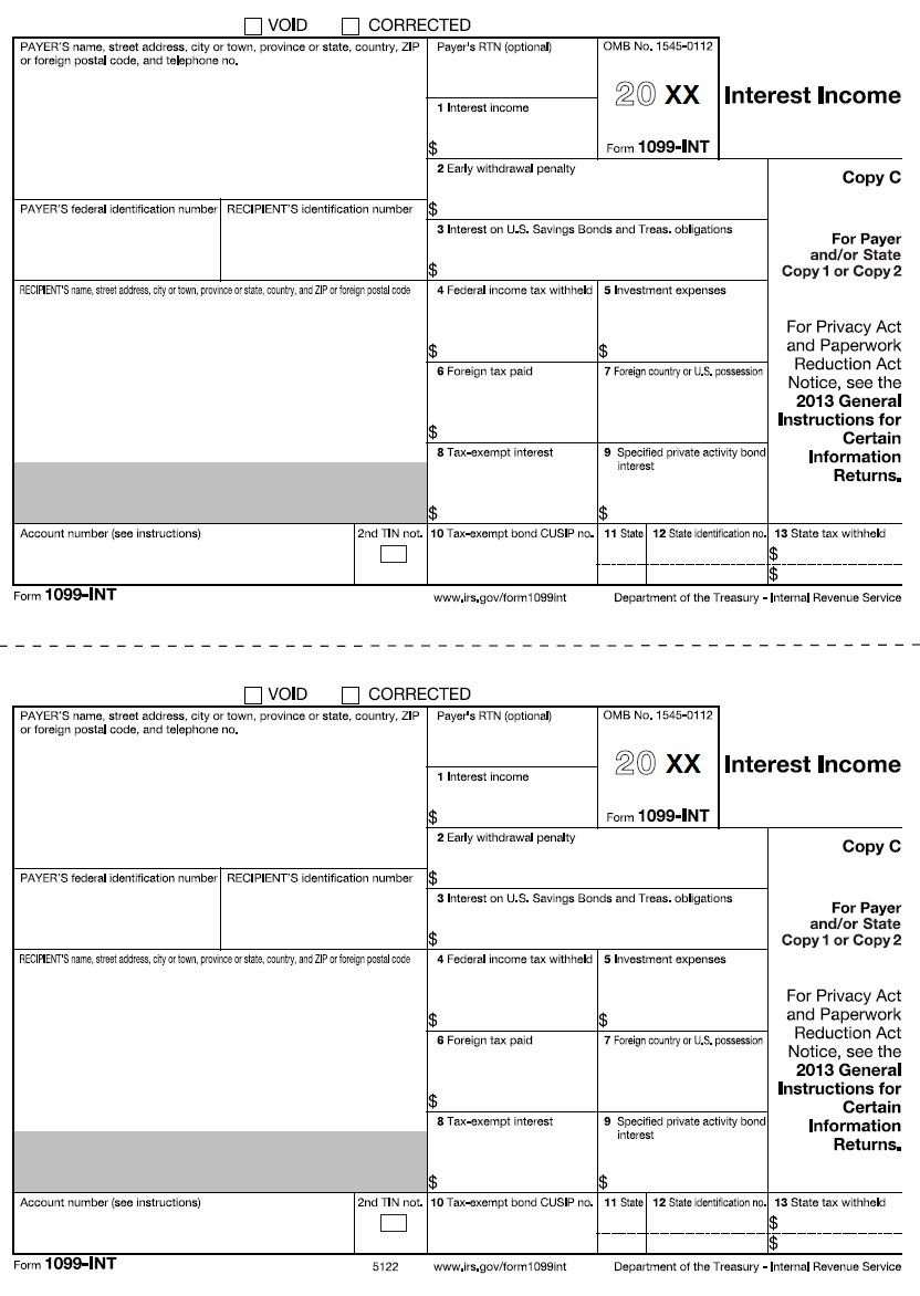 Appointment prep quantax 1099 int interest income falaconquin