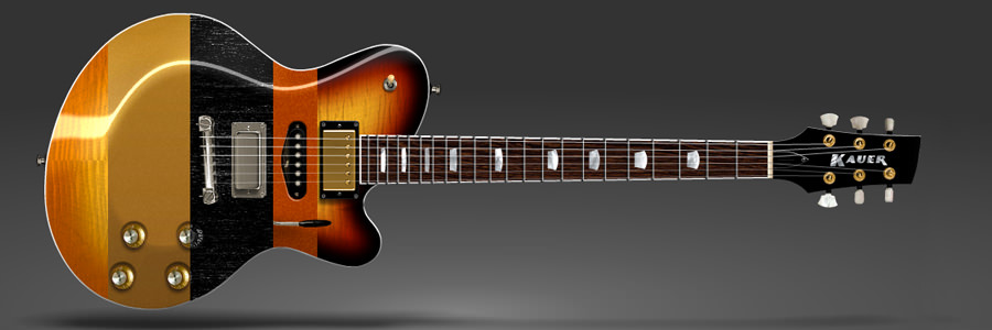 Starliner Guitar Builder