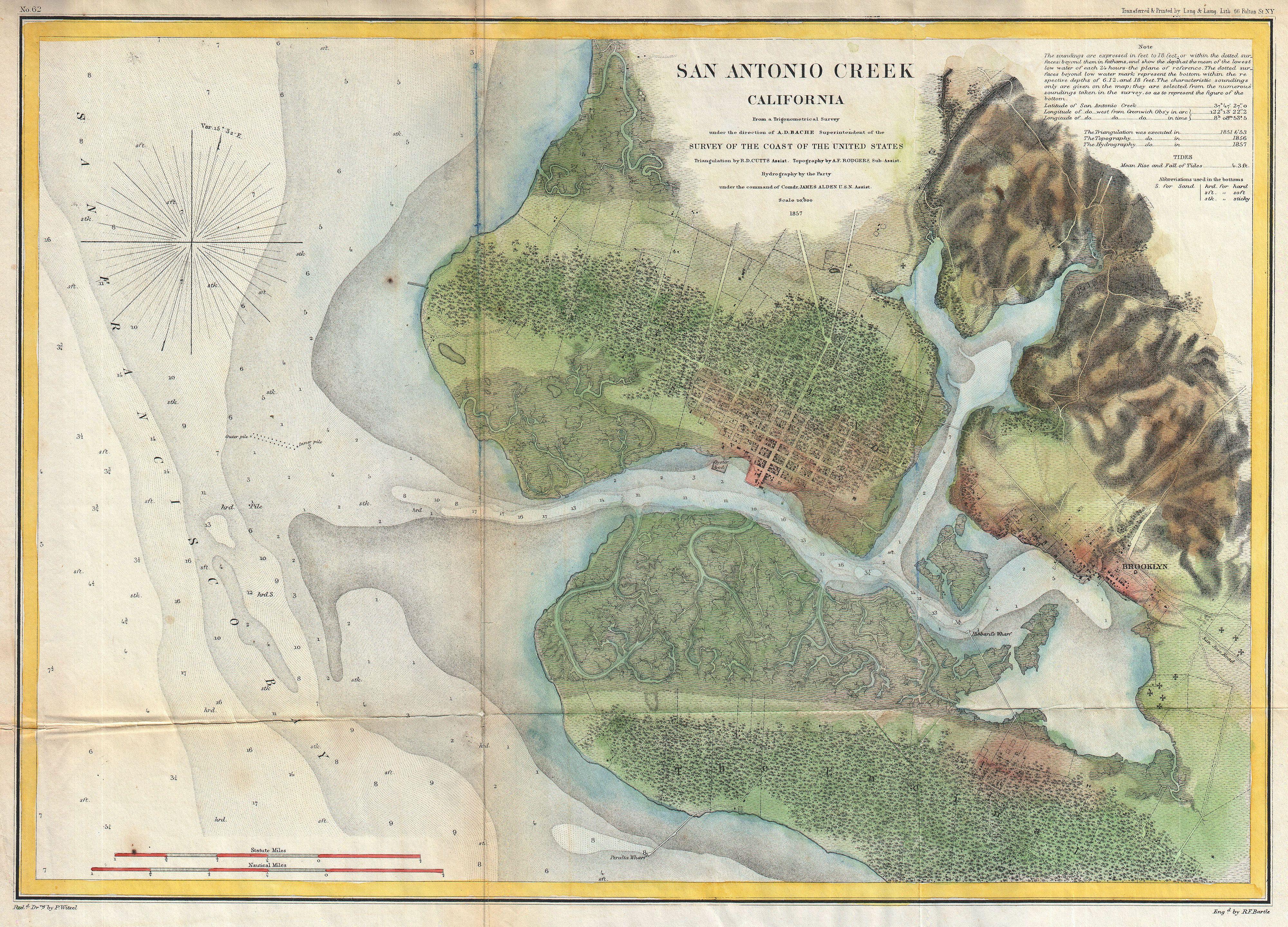 The Emperor Of Brooklyn - Map of us san antonio