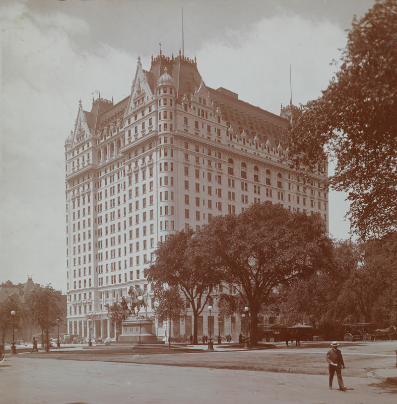 The Plaza Hotel, original