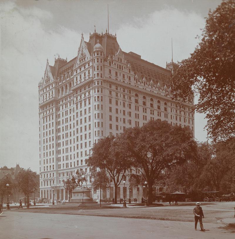 The Plaza Hotel, original