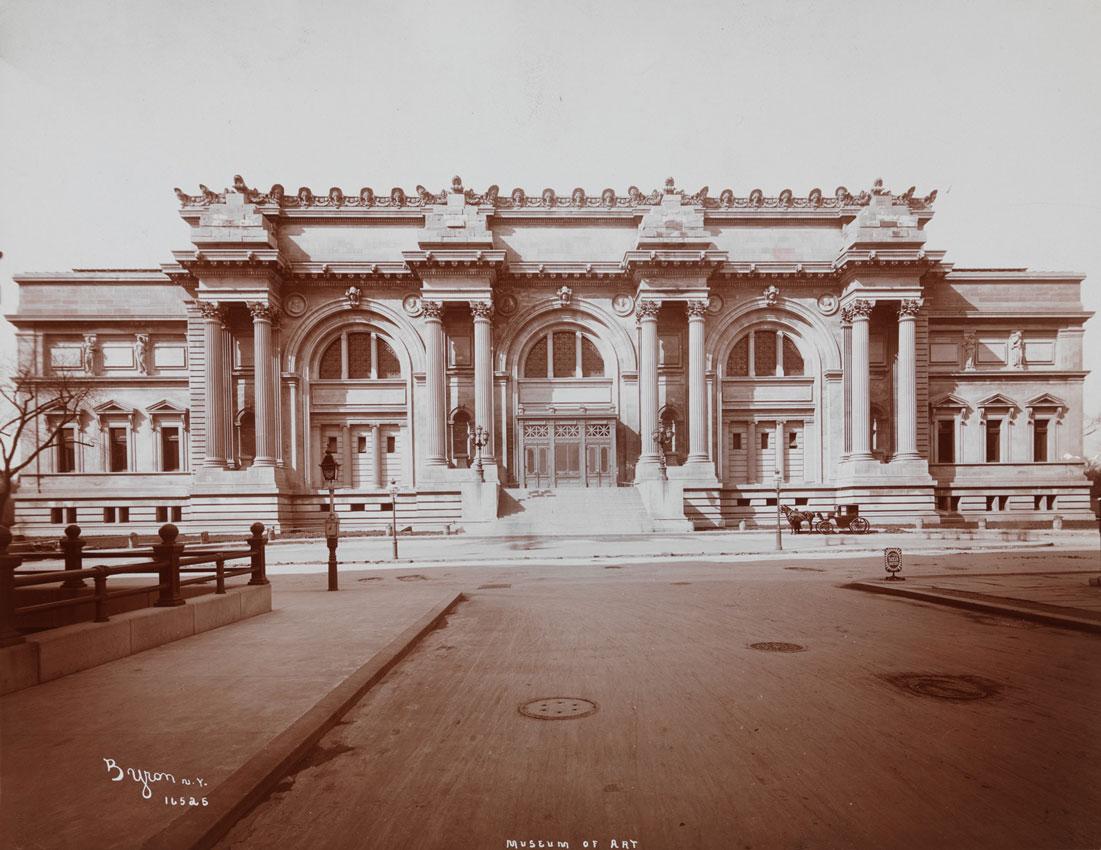 The Metropolitan Museum, original