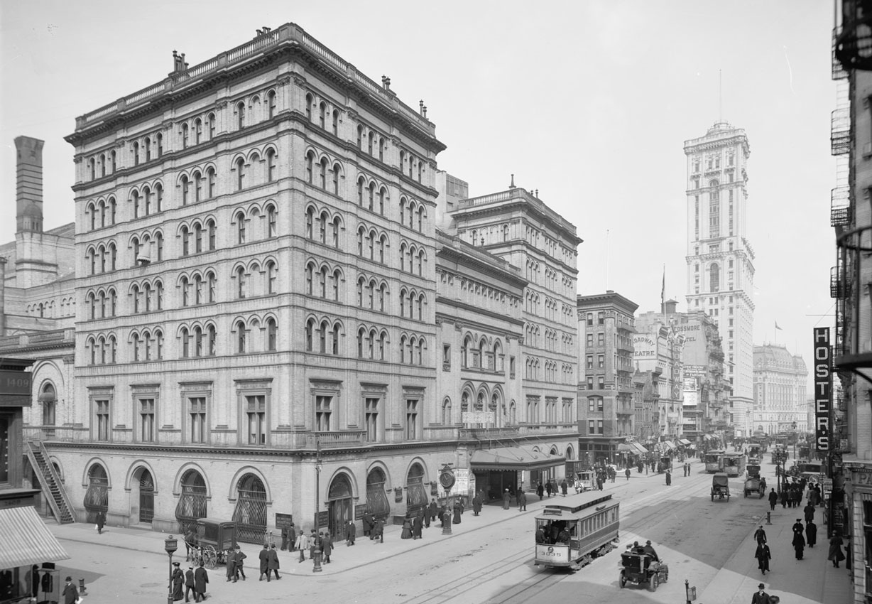 Metropolitan Opera House, original