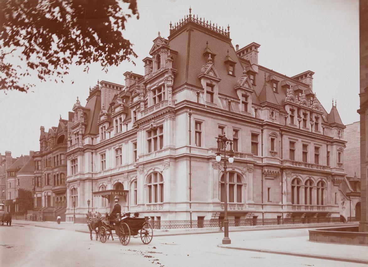 Mrs. William B. Astor House, original