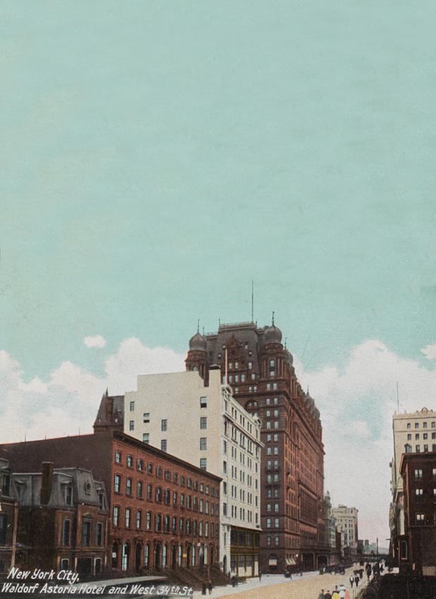 Waldorf Astoria, original