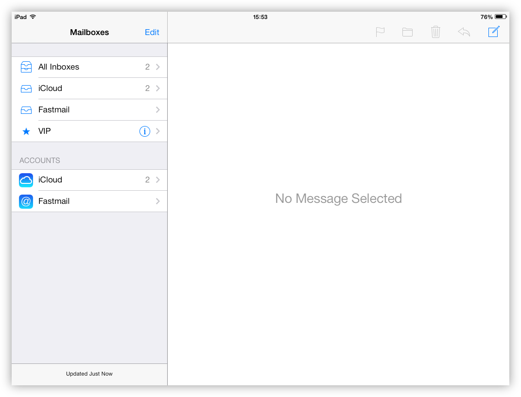 Mailbox and Folder Management in iOS Mail - The Instructional