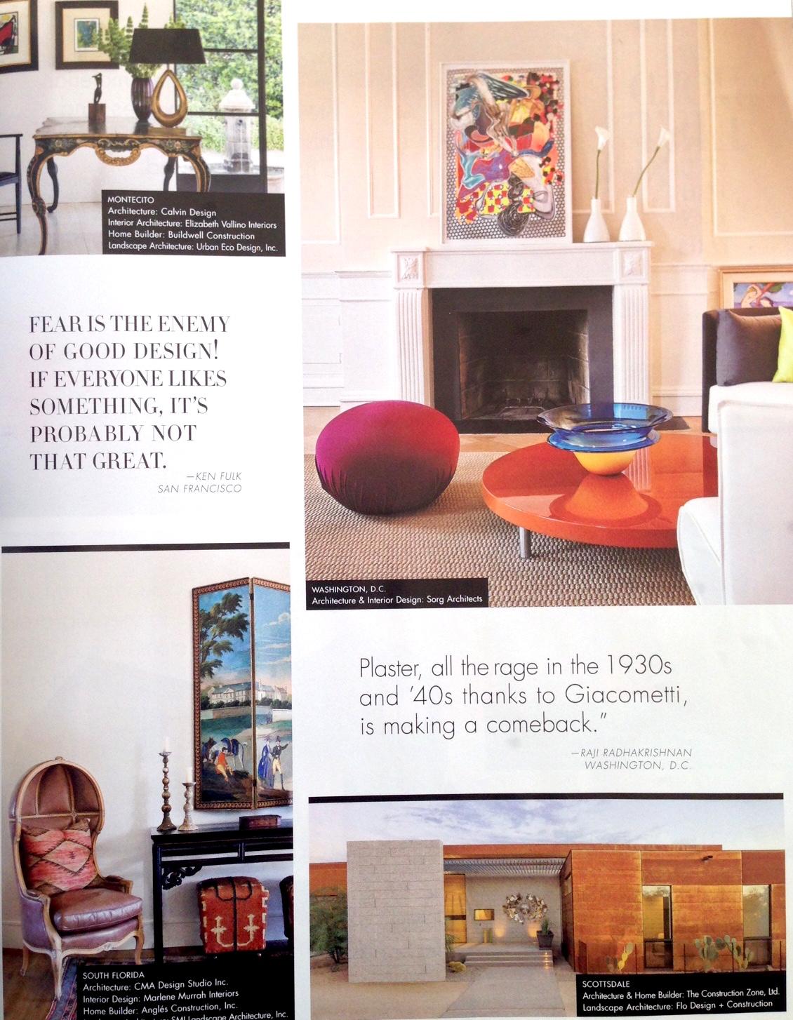 202 330 3866 - Interior Design List