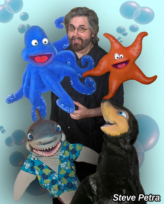 Image result for Splashtastic with Petra Puppets
